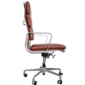 Charles Eames EA219 High Back Soft Pad fice Chair in