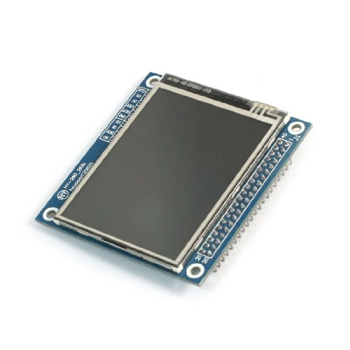 "2.8"" Tft Lcd Touch Shield Module 70Mm X 65Mm Pcb Board For Scm"