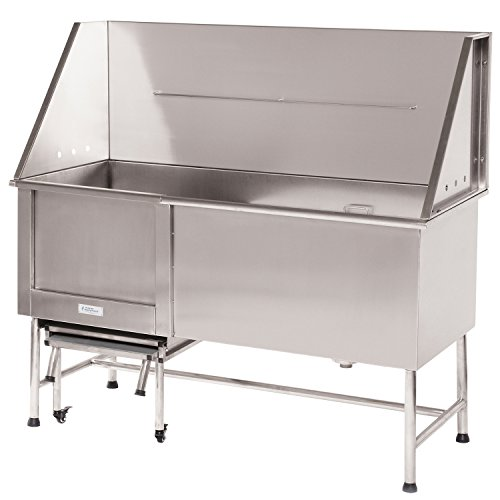 Master Equipment Superior Stainless Right Plumbed Bath Tub, 60-Inch (60 Inch Bath Tub compare prices)