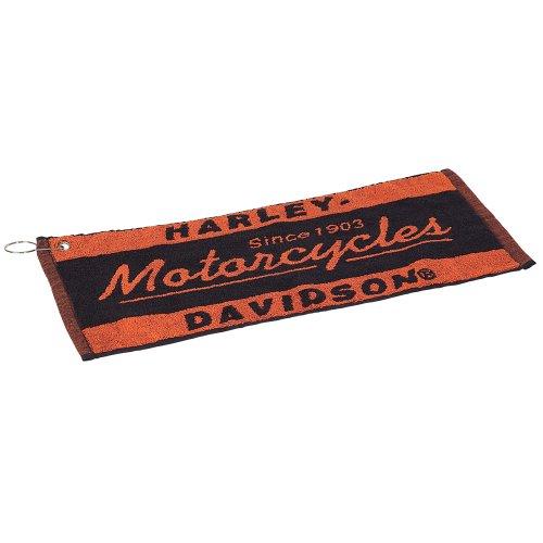 Harley-Davidson® Motorcycles Bar Towel - HDL-18502