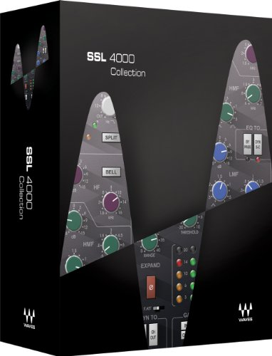 SSL-4000 Collection / Waves