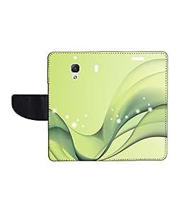 KolorEdge Printed Flip Cover For Xiaomi Redmi 1S - Multicolor