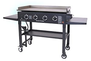 Amazon.com : Blackstone 36 inch Gas Griddle Cooking Station : Grill