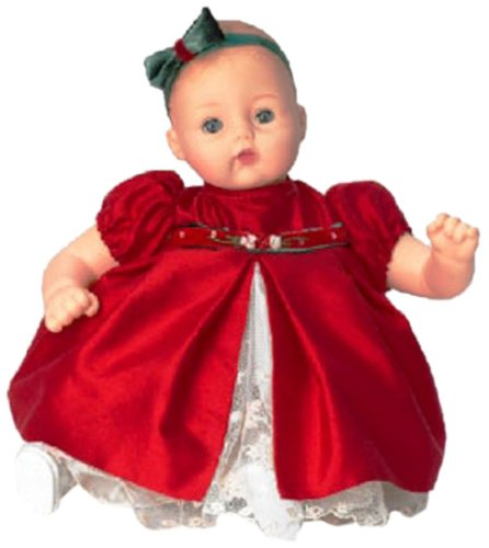 "Festive Wishes Huggums, 12"", Baby Alexander Collection"