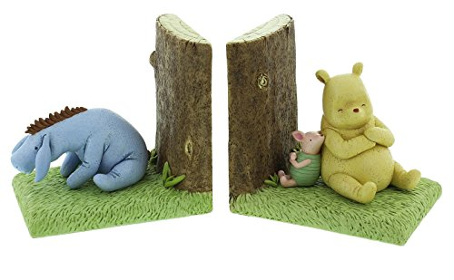 Disney Classic Winnie The Pooh Heritage Bookends