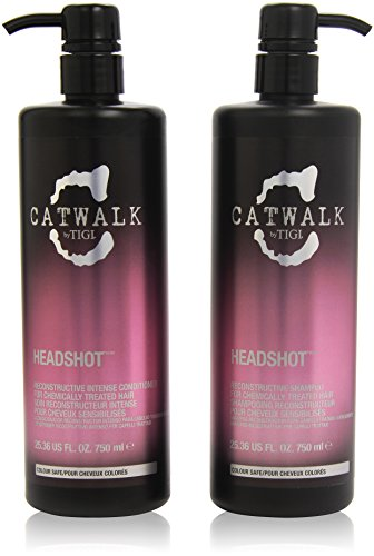 Tigi Catwalk Reconstruction Collection Duo Kit Shampoo E Condizionatore - 1500 ml