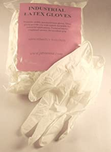 Latex Gloves - 50 PIECE By Peachtree Woodworking - PW1172