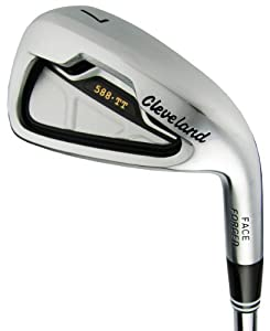 Cleveland Golf 588 TT Iron Set (Men's, Right Hand, Steel, Stiff, 5-PW)