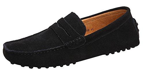 yaer-zapatos-hombre-mocasines-calzado-plano-mocasines-para-hombre-negro-eu44