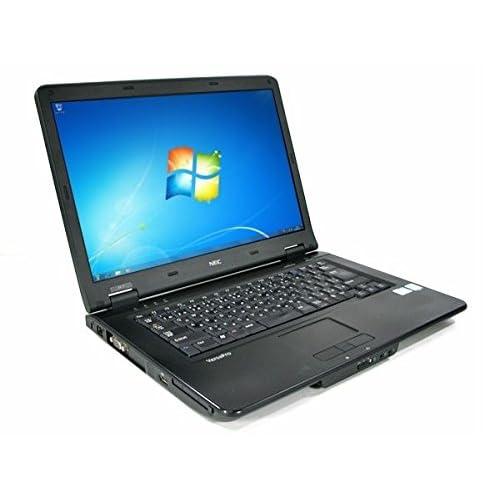 中古パソコン 【Windows7】 [N62Aw] [ちょっと訳あり] 無線LAN内蔵 NEC VY22M/F-7 Celeron 2.2GHz 2GB 80GB 15.4ワイド DVDコンボ Windows 7 Home 【中古ノートパソコン】【ノートパソコン】【PC】【アウトレット】【中古】【1ヶ月保証】【中古パソコン販売パクス】