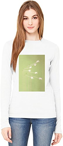 Modest Mouse Arrows T-Shirt da Donna a Maniche Lunghe Long-Sleeve T-shirt For Women| 100% Premium Cotton Ultimate Comfort Medium