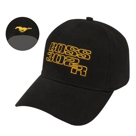 Genuine Ford Mustang Boss 302 Baseball Cap Hat