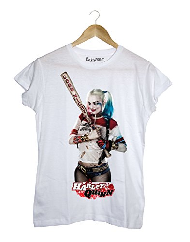 T-shirt donna Harley Quinn Suicide Squad, M