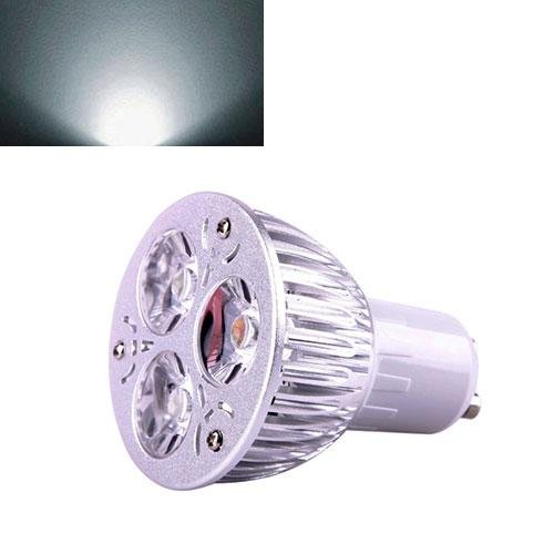 Ultra Bright Gu10 9W Led Dimmable Spot Light Downlight Lamp Bulb Pure White F2Home Useful