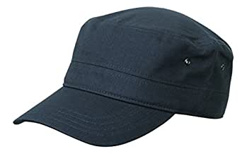 MB PREMIUM ARMY CAP MILITARY STYLE HAT - 11 COLOURS (MB095) (ANTHRACITE GREY)