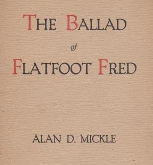 The Ballad of Flatfoot Fred PDF