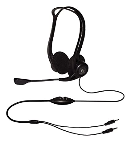Logitech H860 On-the-ear Headset