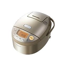 Panasonic 圧力IHジャー炊飯器 おどり炊き 5,5合 ノーブルシャンパン SR-PB101-N