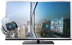 """Philips 4000 series 46PFL4508K 46"""" Full HD 3D Smart TV Wi-Fi Black,Silver - LED TVs (Full HD, 802.11n, A++, 16:9, 16:9, Auto, Zoom, 1080p)"""