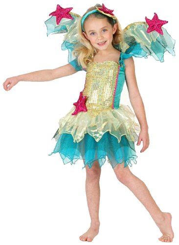 Golden Wish Mermaid Costume Child (18M-2T)