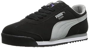 PUMA Men's Roma SL NBK 2 Sneaker,Black,9.5 M US