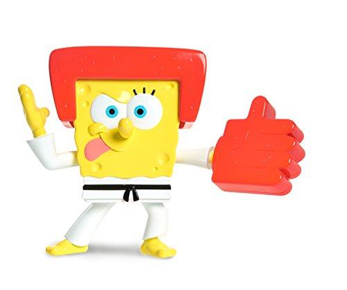 Spongebob Karate Chopper Action Figure - 1