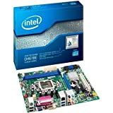 Intel Classic DH61BE Desktop Motherboard – Intel H61 Express Chipset – Socket H2 LGA-1155 –