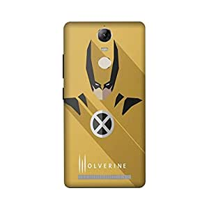 StyleO Lenovo Vibe K5 NOTE Designer Printed Case & Covers (Lenovo Vibe K5 NOTE Back Cover) - Superhero Wolverine