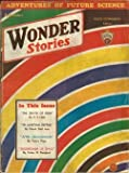 img - for WONDER Stories: September, Sept. 1932 book / textbook / text book