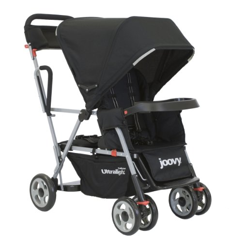 New Joovy Caboose Ultralight Stroller, Black