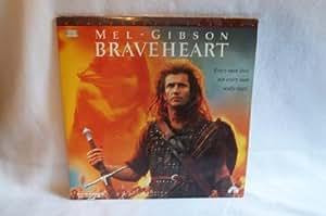 Amazon.com: BRAVEHEART WIDESCREEN EDITION LASER DISC: Mel ...