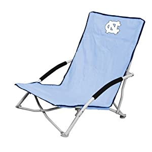 NCAA North Carolina Tar Heels Beach Comber Chair by Logo Chair Inc.