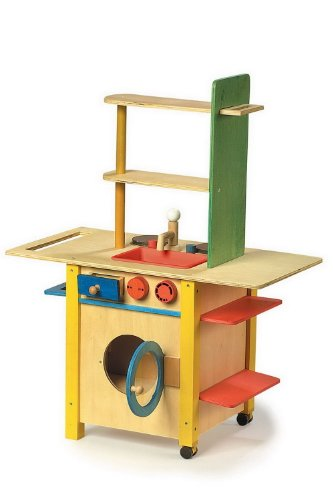 All-in-One Toy Kitchen