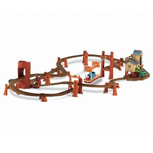 Sale Thomas The Train Zip Zoom And Logging Adventure Find Discount