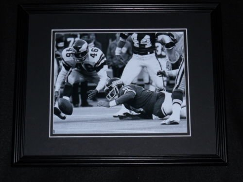 herman-herm-edwards-framed-8x10-photo-poster-miracle-at-the-meadowlands-eagles