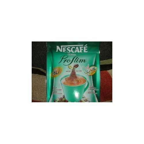 Nescafe Protect Proslim Instant Weight Control Slim Diet Coffee Low Fat (165G) From Thailand