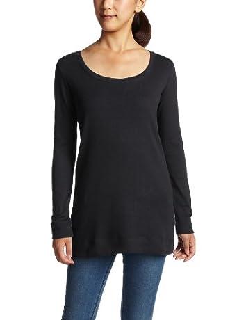 シャツ・ブラウス (ダブルスタンダードクロージング)DOUBLE STANDARD CLOTHING シンプルコットン長袖Tシャツ