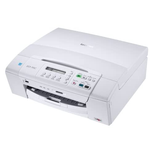 Comparer BROTHER DCP195C BLANC