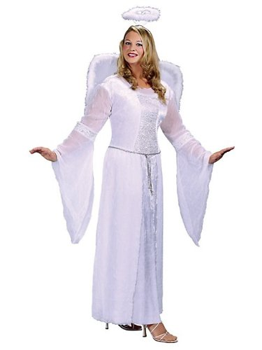 Heavenly Angel Plus Size Costume