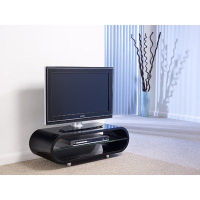 Ovid TV Stand for LCD / Plasma's in Black