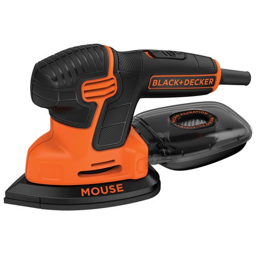 Best Review Of BLACK+DECKER BDEMS600 Mouse Detail Sander