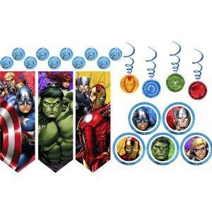 Avengers Room Transformation Decorating Kit (Each)