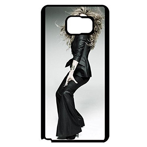 applesokyfzskin Attractive Celine Dion Phone Case For Samsung Galaxy Note 5 Celine Cool Style