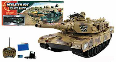 AZ Importer TA88 32 inch Giant panzer military battle tank