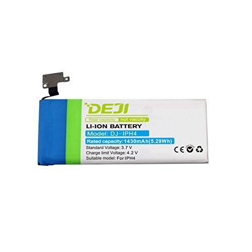 deji Batterie de rechange pour Apple iPhone 4S