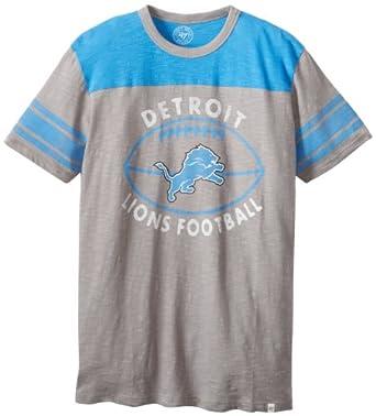 NFL Detroit Lions Mens Top Gun Tee by