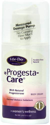 Life-Flo Progesta-Care with  Natural Progesterone