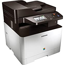 Samsung Electronics CLX-4195FW Wireless Color Printer with Scanner, Copier and Fax