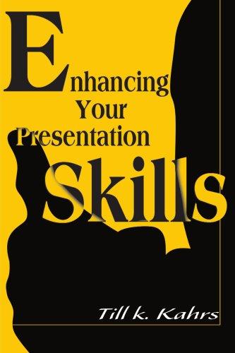 Enhancing Your Presentation Skills