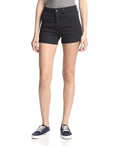 SOLD Design Lab Women's High-Waist Denim Shorts